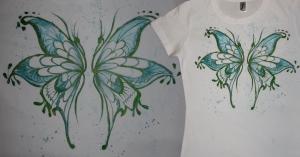 Tricou Fluture Masura M